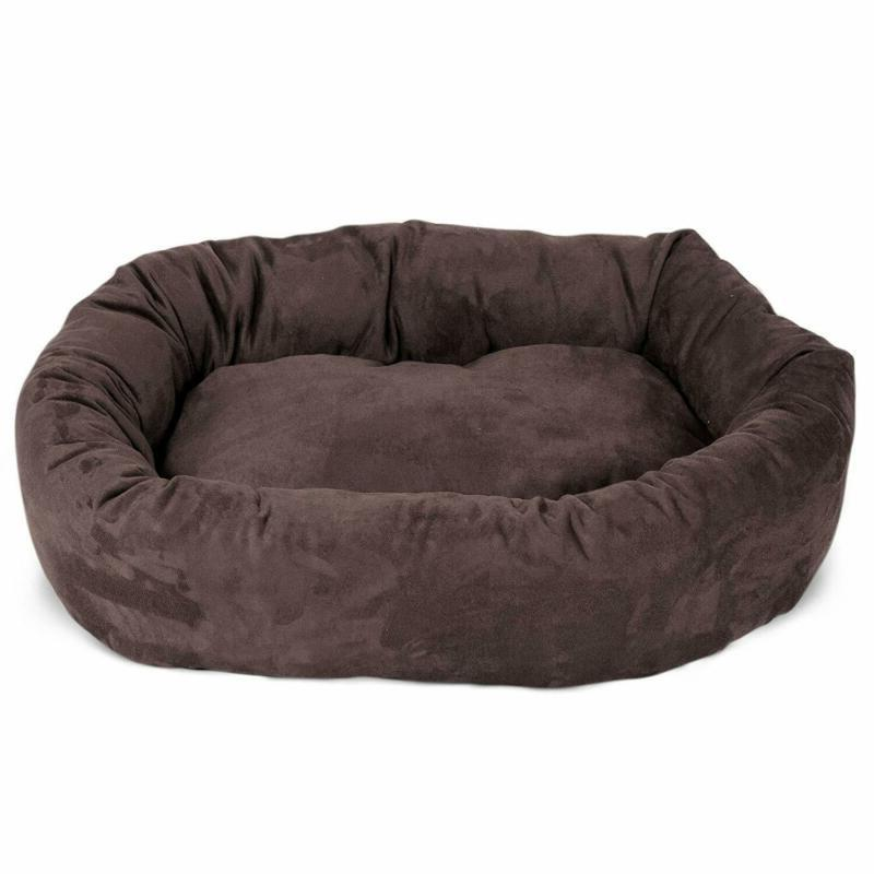 Majestic Suede Bed