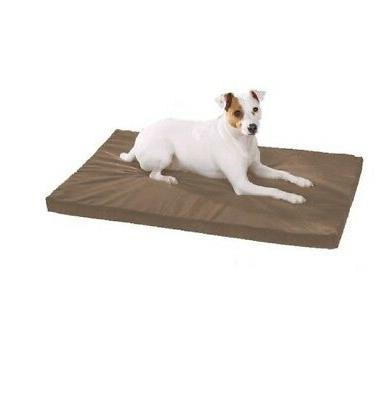 Therapeutic Memory Rectangular Foam Dog Bed Medium/Large, Wa