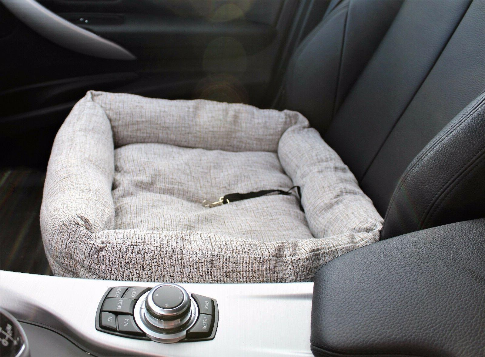 travel pet dog puppy car seat bed