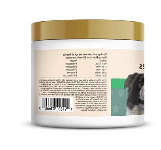 Ultimate Dog Cat Nutrition Health Supplement Digestion Nutra Thrive