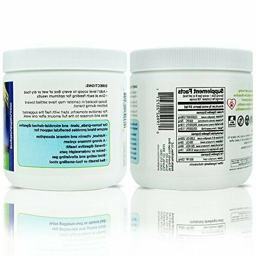 Ultimate Pet Nutrition Health Supplement Nutra