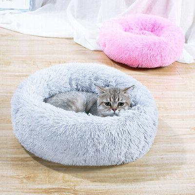 US Pet Calming Bed Small Dogs Cats