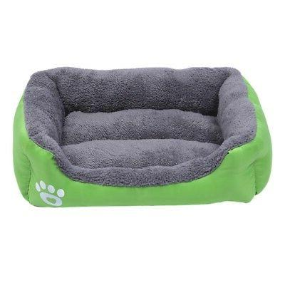 US Cat Waterproof Soft Beds Doghouse Kennel Sleeping Bed