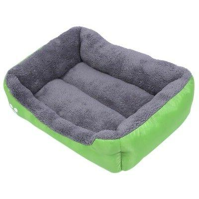 US Large Cat Soft Warm Beds Doghouse Bed Mat