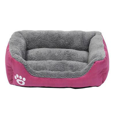 US Cat Soft Warm Beds Doghouse Bed Mat