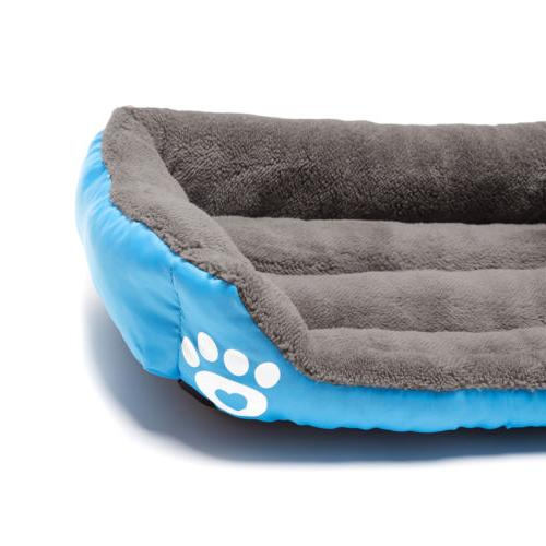US Dogs Cushion Large Dog Bed Puppy Warm Kennel Pad