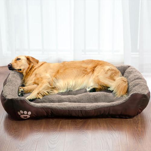 US Dogs Large Bed House Warm