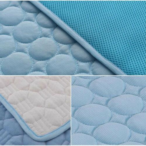 US Summer Chilly Cooling Cat Bed Gel Viscose