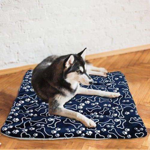 Cute Pet Cat Bed Kennel Cozy Soft