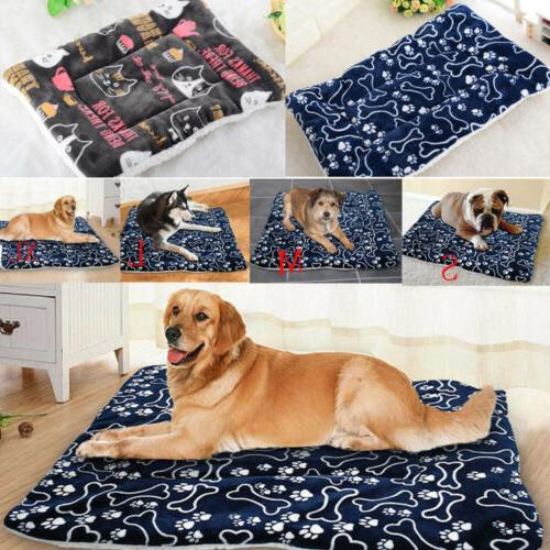 Cute Bed Mat Pad Kennel Warm