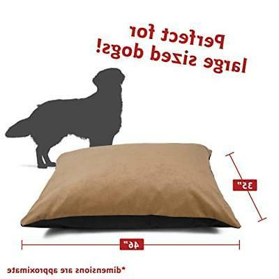 Majestic Pet Pearl Large Bed in. x 35 in FREE2DAYSHIP