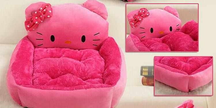 Hello Warm Soft House For Rabbit Bed FREESHIP