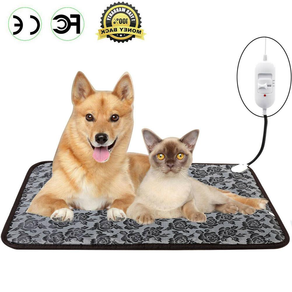 Waterproof Electric Pad Blanket for Dog Bed Chew Cord