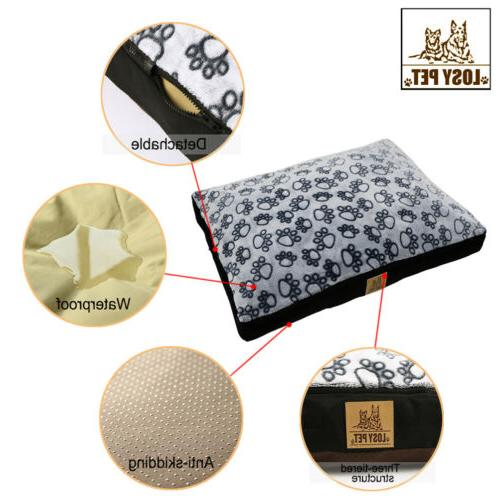 Waterproof XL Bed Orthopedic Cover