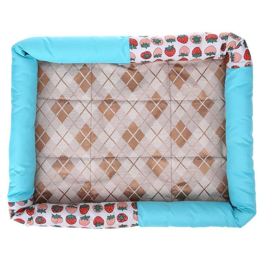 Waterproof Oxford Pet Dog Bed Puppy House Cat Mat Pad