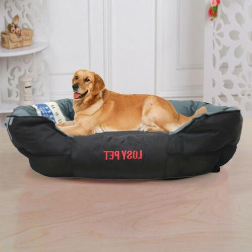 waterproof pillow sofa dog bed pet bed