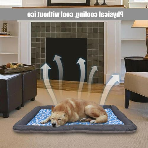 Cooling Mat Pad Pet Dog Bed USA
