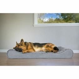 Large Dog Bed Memory Foam Mattress Orthopedic Ultra Plush So