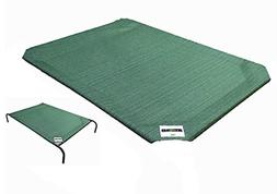 Large Replacement Cover Dog Bed Coolaroo Elevated Bedding Pe