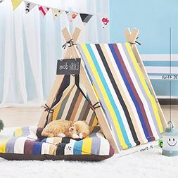 little dove Dog Teepee Tent Cat Shelter Rabbit Guinea Pig Ha