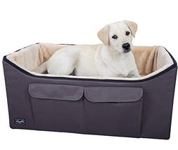 Petsfit Lookout Car Seat for 2 Small Dogs or Medium Dog up t