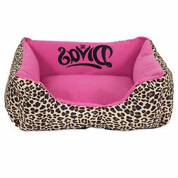 Wwe Loungers Pets Bed Smaller Dogs Cats Soft Plush Divas Pin