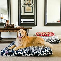 Majestic Pet Peoducts Links Orthopedic Memory Foam Rectangle