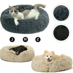 marshmallow pet dog cat cushion bed soft
