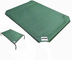 Elevated Dog Bed Replacement Cover Large Breathable Mesh Cot