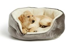 Medium Soft Orthopedic Memory Foam Dog Bed w/ Washable Cover