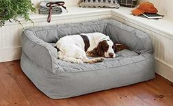 Orvis Memory Foam Couch Dog Bed/Medium Dogs Up to 40-60 Lbs,