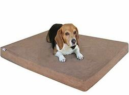 dogbed4less Memory Foam Dog