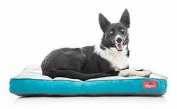 BRINDLE Memory Foam Dog Bed with Removable Washable Cover Ma