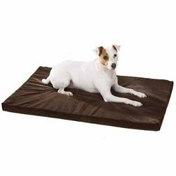 Slumber Pet Memory Foam Rectangular Dog Bed Cover 35inch x 2