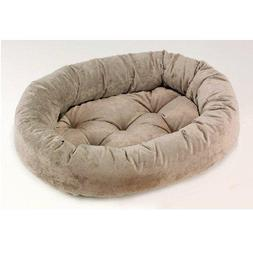 Bowsers Microvelvet Donut Dog Bed )