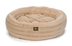 Nest Bolster, Small - 26 L x 26 W, Chinchilla Camel
