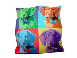 NEW & UNIQUE PORTRAIT  DOG BED .ADD YOUR DOGS PICTURE !! YOU