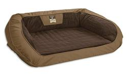 New Orvis Field Collection Memory Foam Bolster Dog Bed large