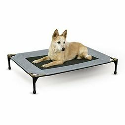 Large 30x42'' Pet Cot Replacement Cover Dog Bed Elevated Coo
