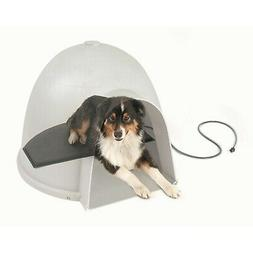 K&H Manufacturing Lectro-Kennel Igloo Style Outdoor Heated P