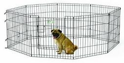 NEW MidWest Homes for Pets MaxLock Exercise Pen for Pets FRE