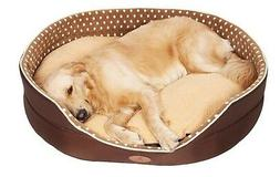 New Pet Dog Cat Sofa Bed House Kennel 2 sides Use Machine Wa