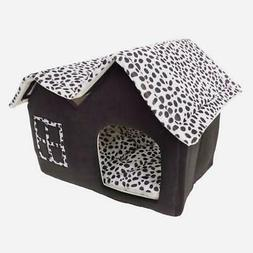 New Winner Pet Cat Dog House Kennel Sleeping Bed Super Soft
