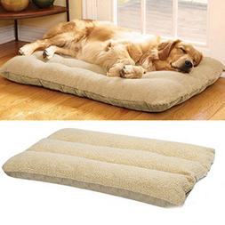 Pet Bed Mattress Dog Cat Cushion Pillow Mat Blanket Soft Win