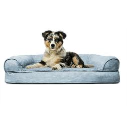 Orthopedic Dog Couch Small - Sofa Pet Bed for Dogs and Cats