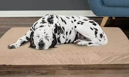 PETMAKER Orthopedic Pet Bed - Egg Crate and Memory Foam with