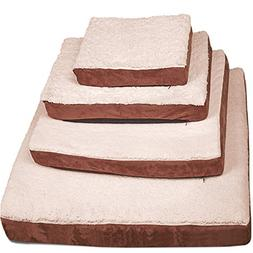 orthopedic pet bed foam mattress