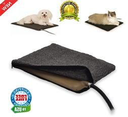 outdoor heated pet pad cover soft dog