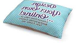 RNK Shops Design Your Own Dog Pillow Bed