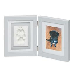 Paw Prints Keepsake Photo Frame by Better World Pets – Hol